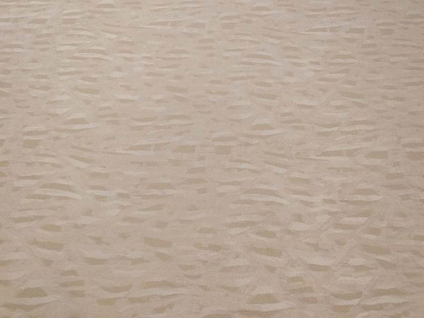 Stoff mit Marmormuster in beige