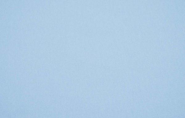 Sweatshirt Unistoff, hellblau