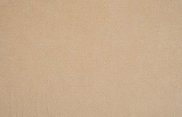 Baumwolle Viskose Samt-Stretch in sandbraun
