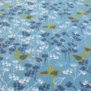 Jersey-floral-hellblau-weiss-kaki