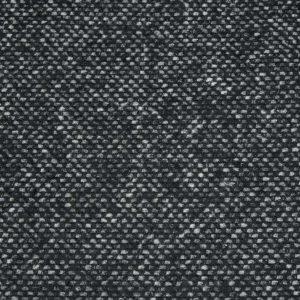 Tweed Stoff in schwarz und weiss