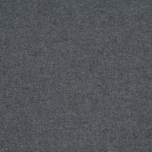 Wollstoff uni in grau